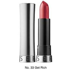 Sephora GET RICH Rouge Shine Lipstick FULL SZ